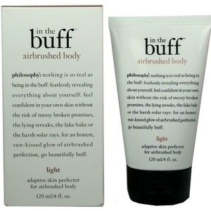 Philosophy In The Buff Airbrushed Body Lotion 4 oz